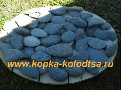 Осиновый щит и камни